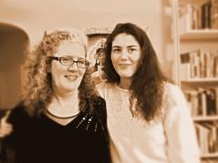 Susan and Gabrielle