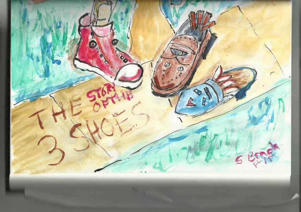 the story of the 3 shoes