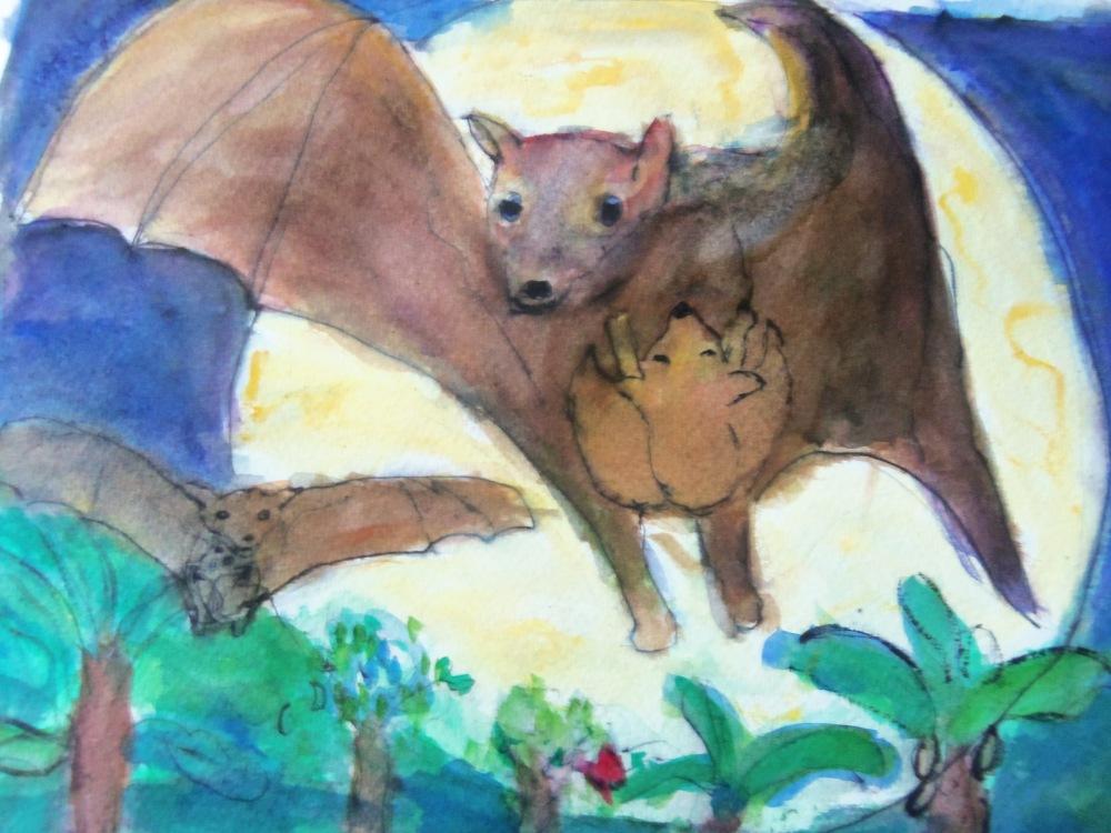Mercy the Bat