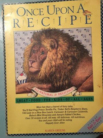 a very sweet cookbook
