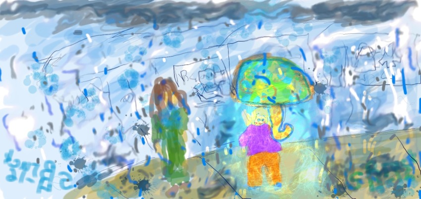 the magic umbrella1