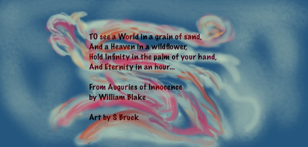 to see the world in a grain of sand1