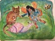 Frida Fairy Finds Her Sparkle