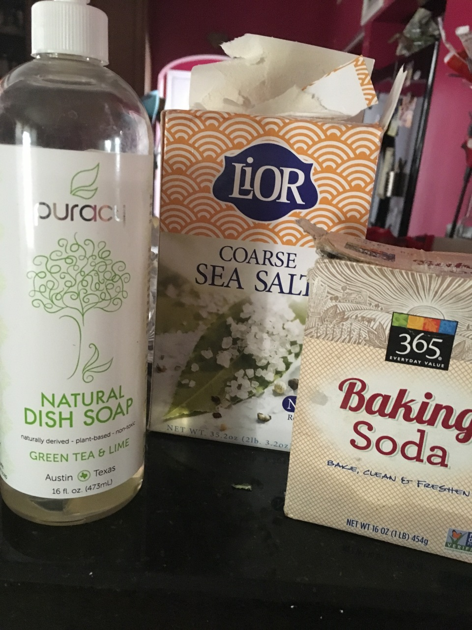 diy dishwasher soap - soul blossom living
